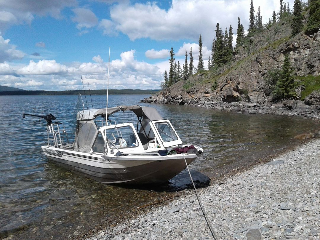 Boat & Fishing Tours with Yukon Guided Adventures