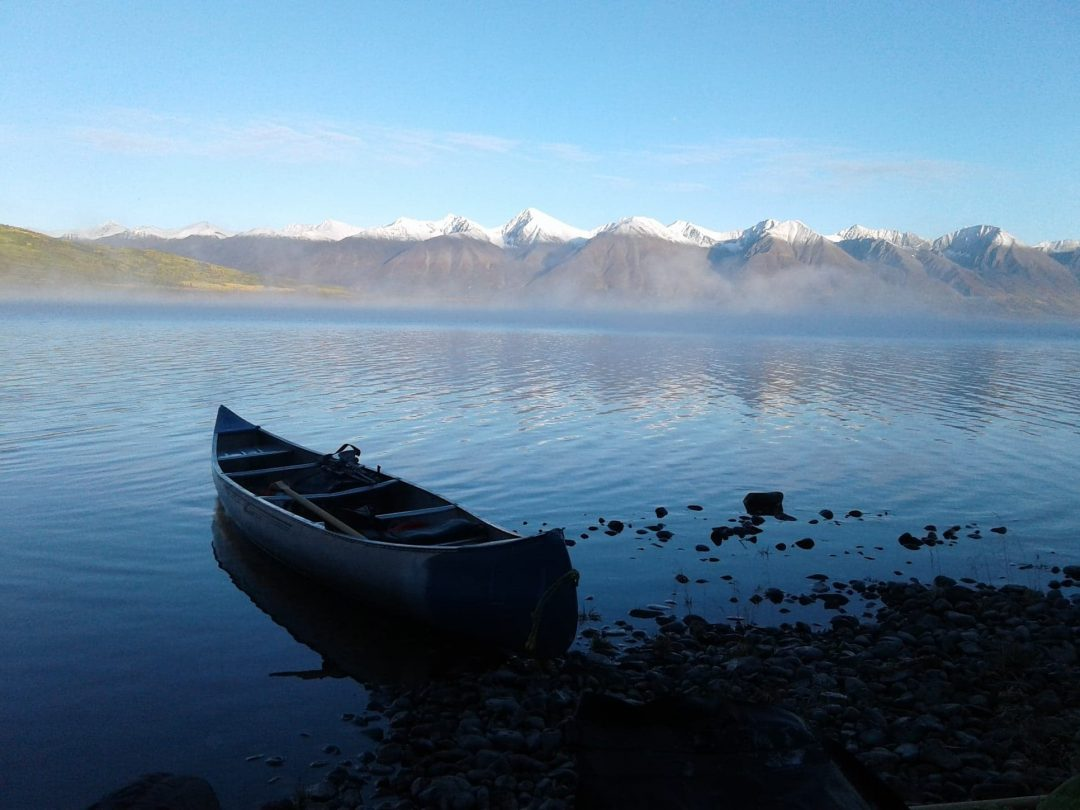 Canoeing Yukon & Kluane National Park with Yukon Guided Adventures