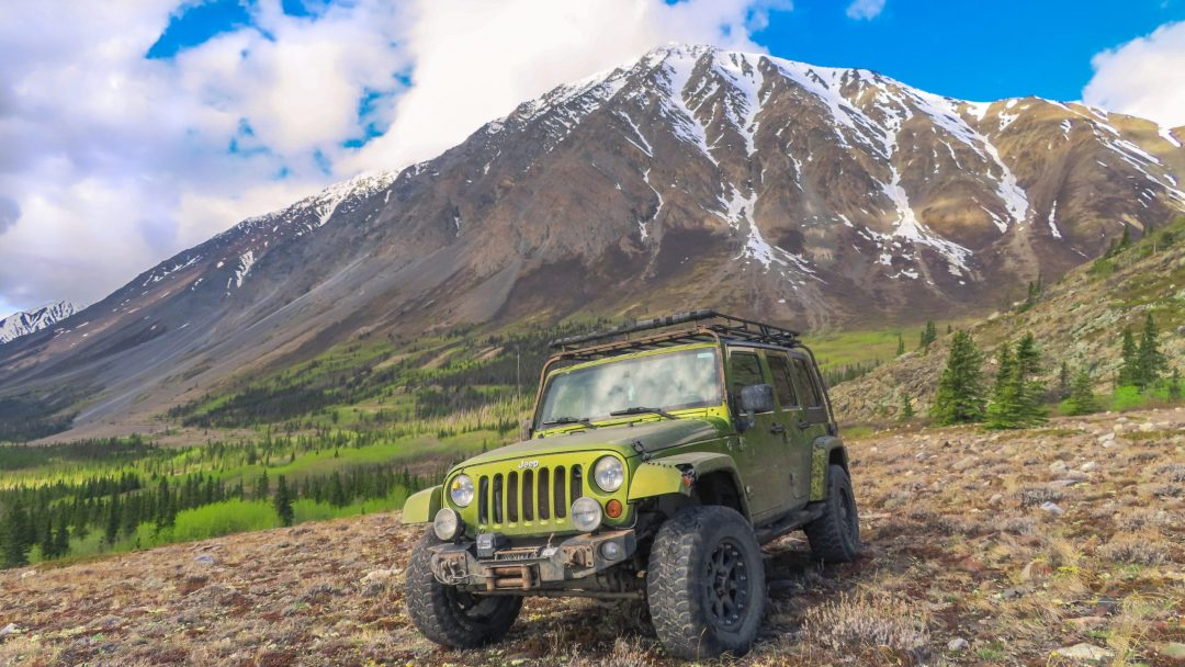 4x4 Wilderness Tour with Yukon Guided Adventures
